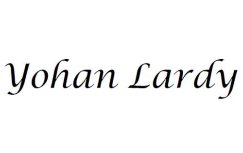 LARDY, Yohan